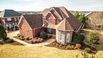 Murfreesboro Single Family Home For Sale: 3405 Quail Chase Cv