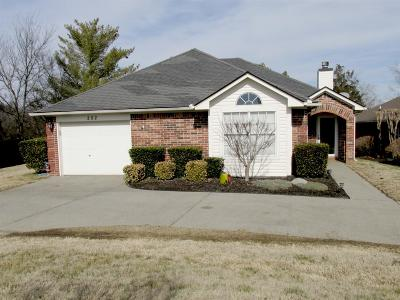 Hermitage Single Family Home Under Contract - Showing: 202 Cameron Ct
