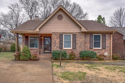 Madison Single Family Home Under Contract - Showing: 1113 Idlewild Ct