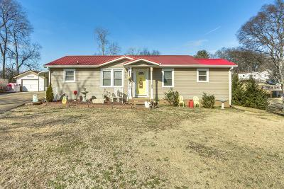 Maury County Single Family Home Under Contract - Showing: 133 Blythe Cir