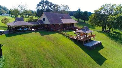 Lawrenceburg Single Family Home For Sale: 610 Spring Ave