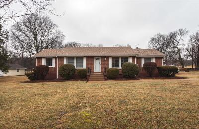 Madison Single Family Home Under Contract - Showing: 106 Arta Dr
