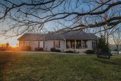 Shelbyville Single Family Home For Sale: 237 Troupe Road