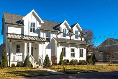Sylvan Park Single Family Home Under Contract - Showing: 144 48th Ave N W