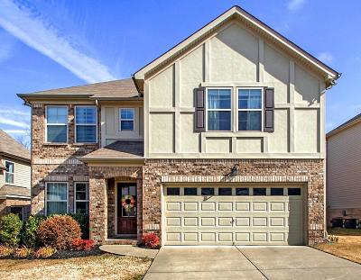 Mount Juliet Single Family Home For Sale: 976 Legacy Park Rd