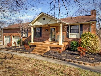 Old Hickory Single Family Home For Sale: 322 Tyne Ct