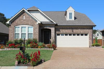 Mount Juliet Single Family Home Under Contract - Showing: 338 Midtown Trl