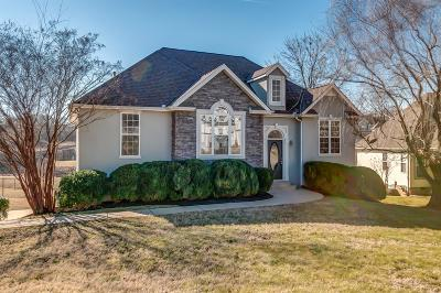 Spring Hill Single Family Home Under Contract - Showing: 1705 Portview Ct