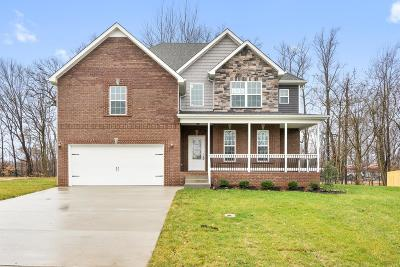 Clarksville Single Family Home Active - Showing: 85 Locust Run