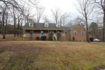 Kingston Springs Single Family Home Under Contract - Showing: 211 Woodlands Dr