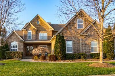 Spring Hill Single Family Home Under Contract - Showing: 1026 Alice Springs Cir