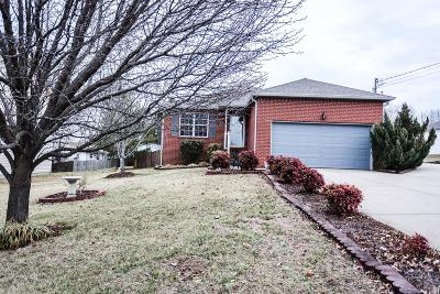 Lavergne Single Family Home Under Contract - Showing: 664 Mable Dr