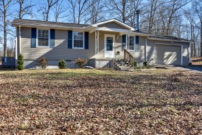 Dickson Single Family Home Under Contract - Showing: 1011 Wildcat Rd
