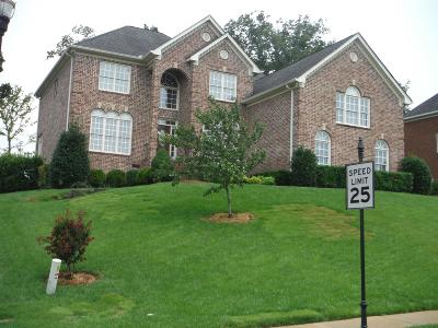 Brentwood TN Single Family Home For Sale: $629,900