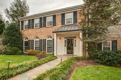 Nashville Single Family Home Under Contract - Showing: 33 Foxhall Close