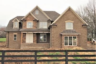 Lebanon Single Family Home For Sale: 9 Cherokee Dock Rd. #9