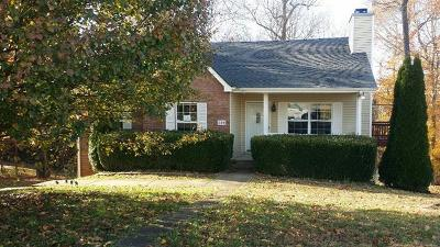 Clarksville Single Family Home Under Contract - Showing: 329 Brook Mead Dr