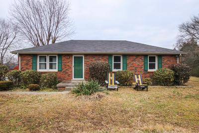 Wilson County Single Family Home For Sale: 5757 Carthage Hwy