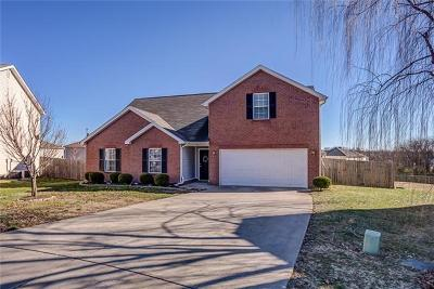Williamson County Single Family Home For Sale: 1027 Lowrey Pl
