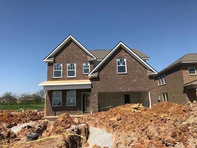Single Family Home For Sale: 3135 Kemp Way Lot 24