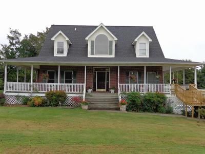 Shelbyville Single Family Home Under Contract - Showing: 117 Laurelwood Dr