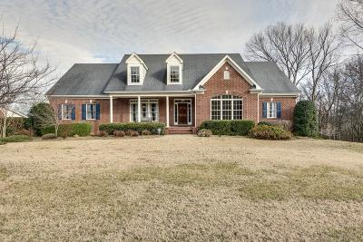 Single Family Home For Sale: 6301 Pettus Rd