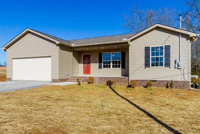 Shelbyville Single Family Home For Sale: 217 Eagle Blvd
