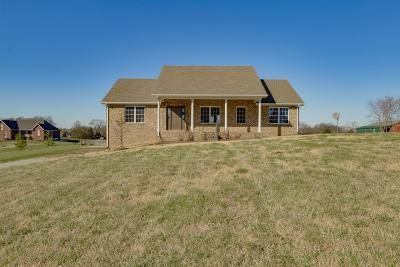 Robertson County Single Family Home For Sale: 3382 Anderson Rd