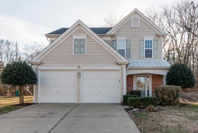 Mount Juliet Single Family Home For Sale: 2213 Monthemer Cove Dr