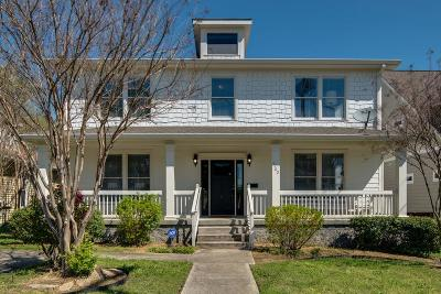 Nashville Single Family Home For Sale: 1102 Caldwell Ave