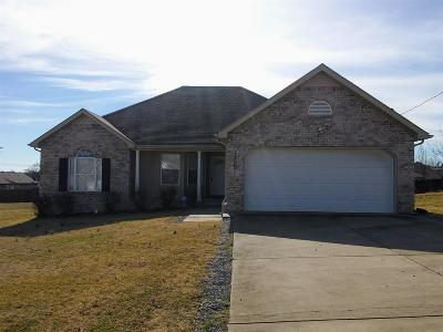Lavergne Single Family Home For Sale: 1209 Waveland Ct