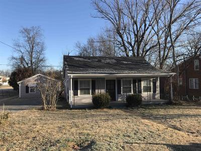 Rutherford County Rental For Rent: 216 Chamberlain Drive