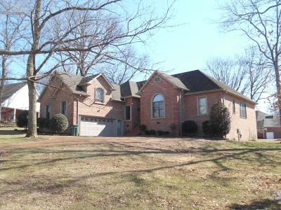 Lebanon Single Family Home For Sale: 409 Antietam Dr