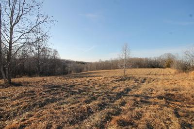Christian County, Ky, Todd County, Ky, Montgomery County Residential Lots & Land For Sale: Sexton Rd