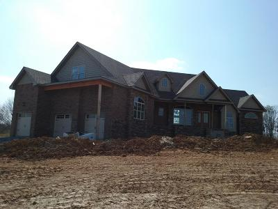 Clarksville Single Family Home Under Contract - Showing: 1 Braxton's Run