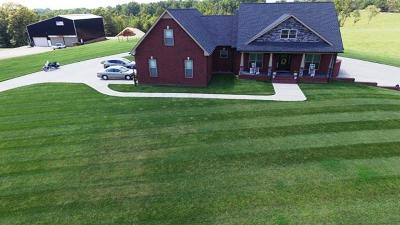 Christian County, Ky, Todd County, Ky, Montgomery County Single Family Home For Sale: 4420 Highway 48