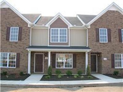 Spring Hill  Condo/Townhouse Under Contract - Not Showing: 2020 Huyana Way Lot 133