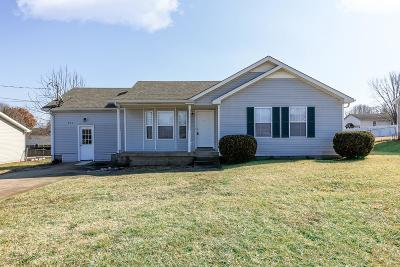 Christian County Single Family Home Under Contract - Showing: 422 Pacific