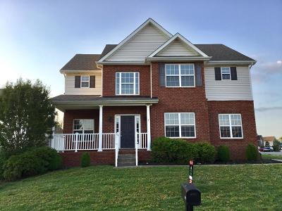 Spring Hill Single Family Home Active - Showing: 1407 Carmack Ln