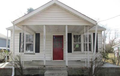 Clarksville Single Family Home For Sale: 302 Mitchell St