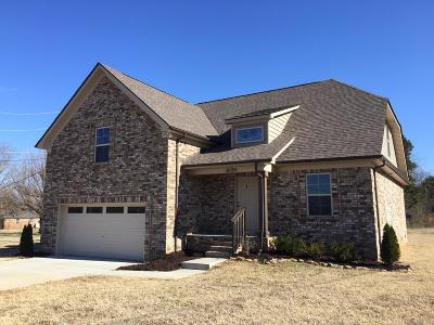 Smyrna Single Family Home For Sale: 10096 Florence Road