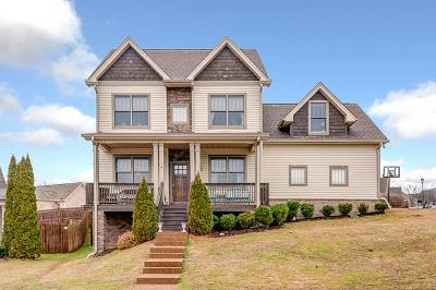Spring Hill Single Family Home For Sale: 1812 Baslia Ln