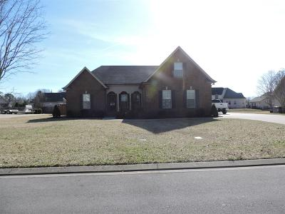 Single Family Home Under Contract - Showing: 1327 Henry Hall Dr