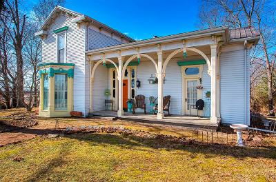 Franklin  Single Family Home For Sale: 983 Gold City Rd