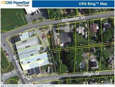 Commercial For Sale: Wheeler St