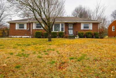 Hermitage Single Family Home Under Contract - Showing: 319 Jacksonian Dr