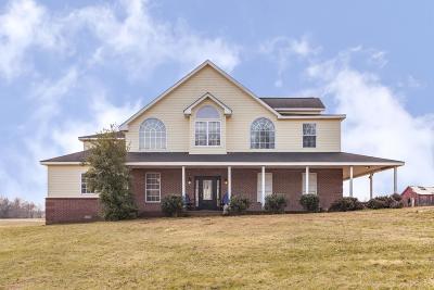 Robertson County Single Family Home For Sale: 3455 Kinneys Rd