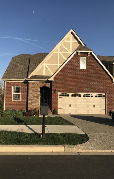 Sumner County Single Family Home For Sale: 1360 Reynard Dr