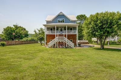 Chapmansboro Single Family Home For Sale: 1001 Cumberland Dr