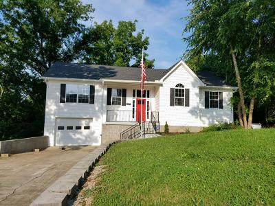 White House Single Family Home For Sale: 105 Aztec Ct